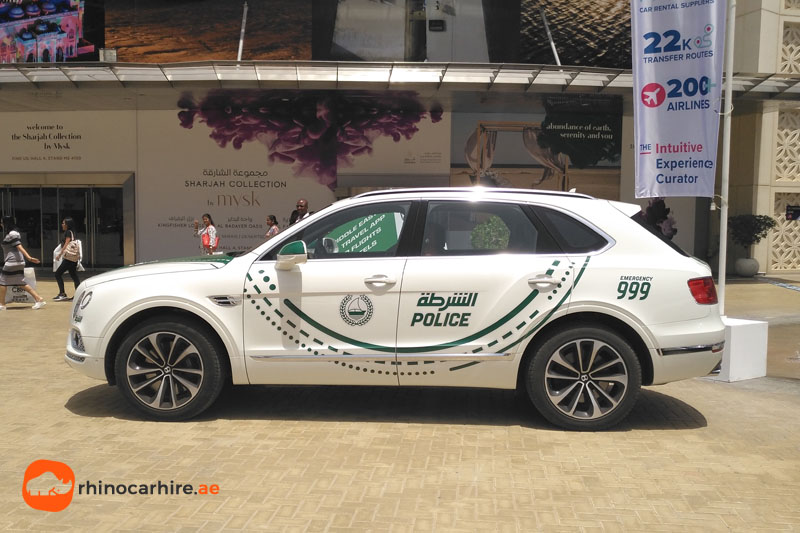 Police Cars in Dubai – New 2019 Dubai Police Cars