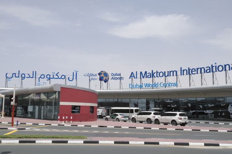 parking at al maktoum airport dwc