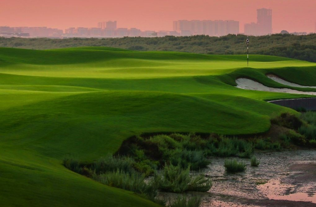 Al Zorah Golf Club Ajaman