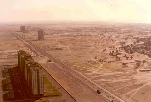 Old Sheikh Zayed Road